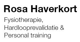 Fysiotherapeut Rosa Haverkort